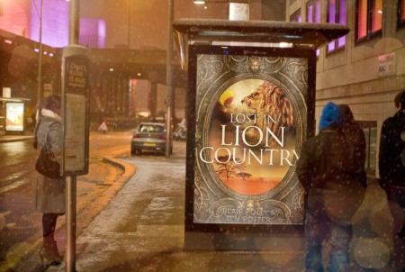 Lost In Lion Country - promo